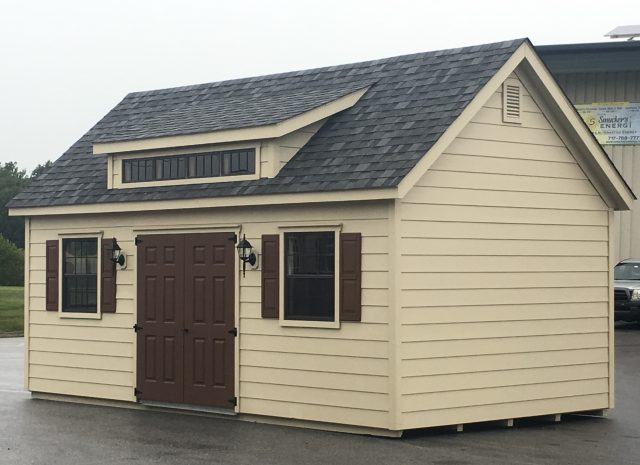 luxury garden shed for sale