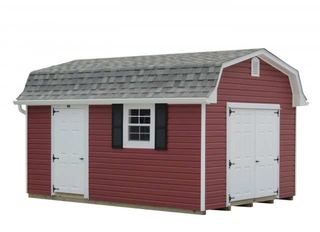 custom luxury hywall storage shed in pa